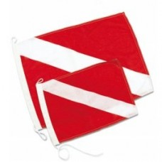 Best Divers sukeltajan lippu, keskikoko