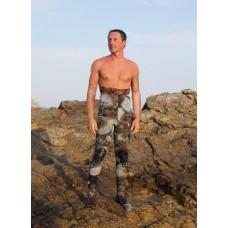 Omer camu 3D  housut korkea vyötärö 7mm