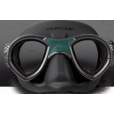 Sporasub Mystic Mask Black Silicone Black